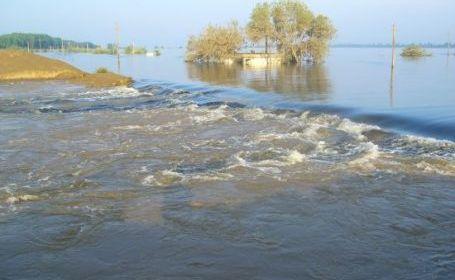 Inundații Dunăre